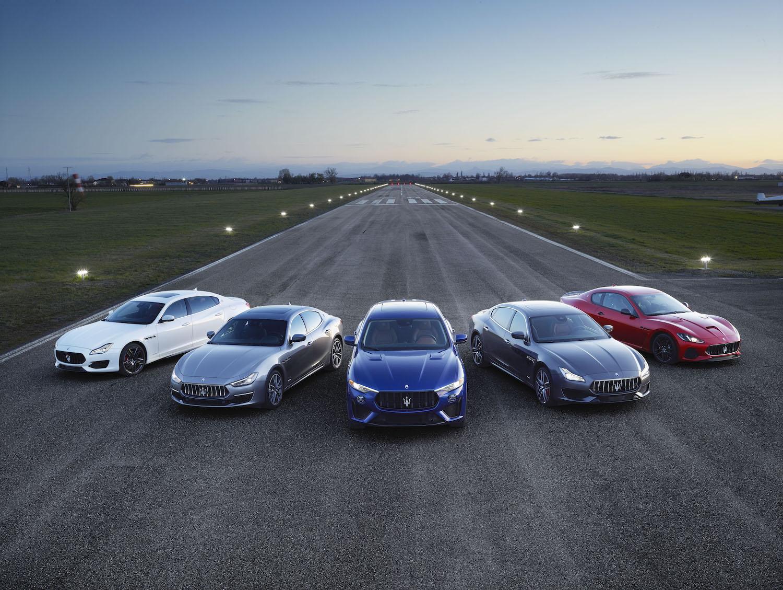 慶創廠 105 年、登台 15 載,Maserati 推 5 年售後專案