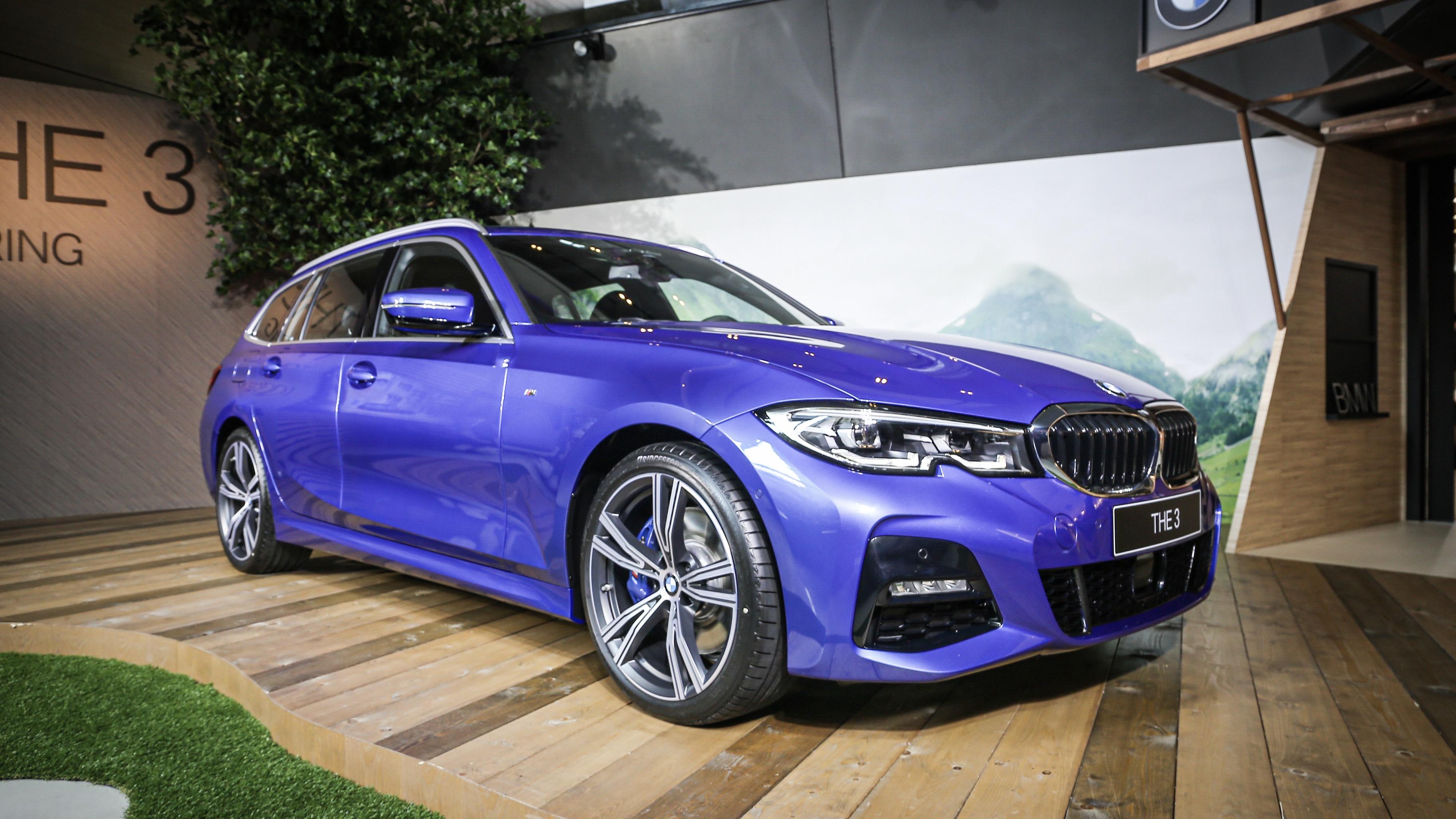基本款就給你 M Sport 套件!BMW 3 Series Touring 三車型 236 萬起正式上市