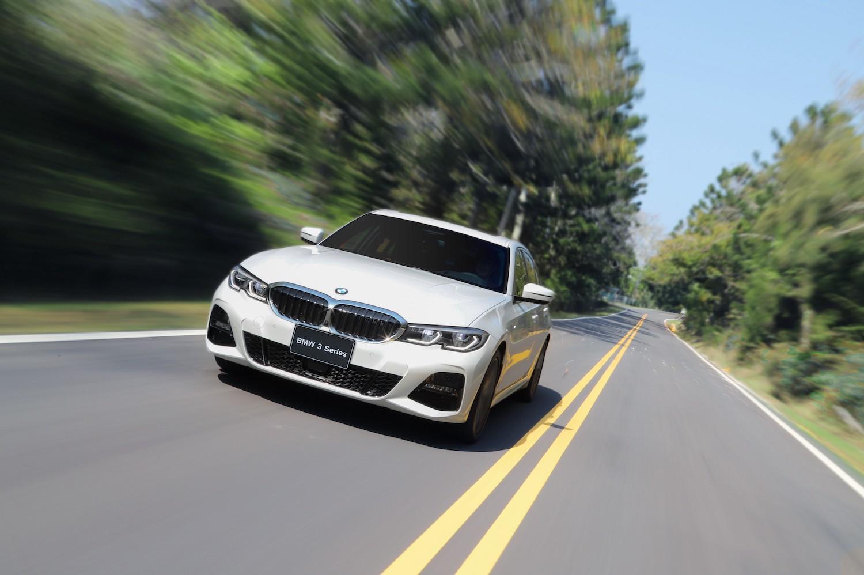 小 3 來了,BMW 320i M Sport 229 萬抵台