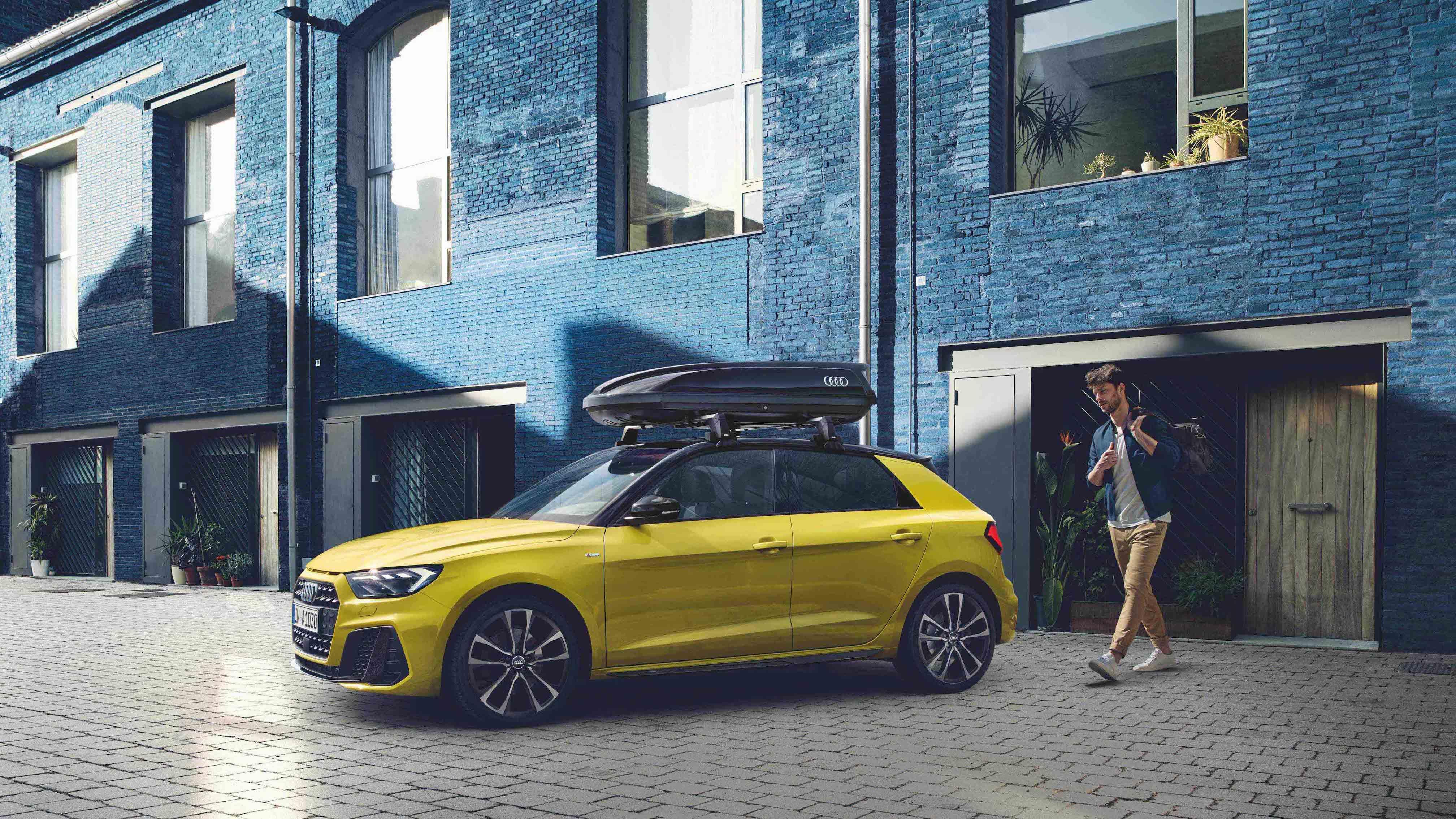 全新 Audi A1 Sportback 125 萬元起預售接單,月付萬元有找