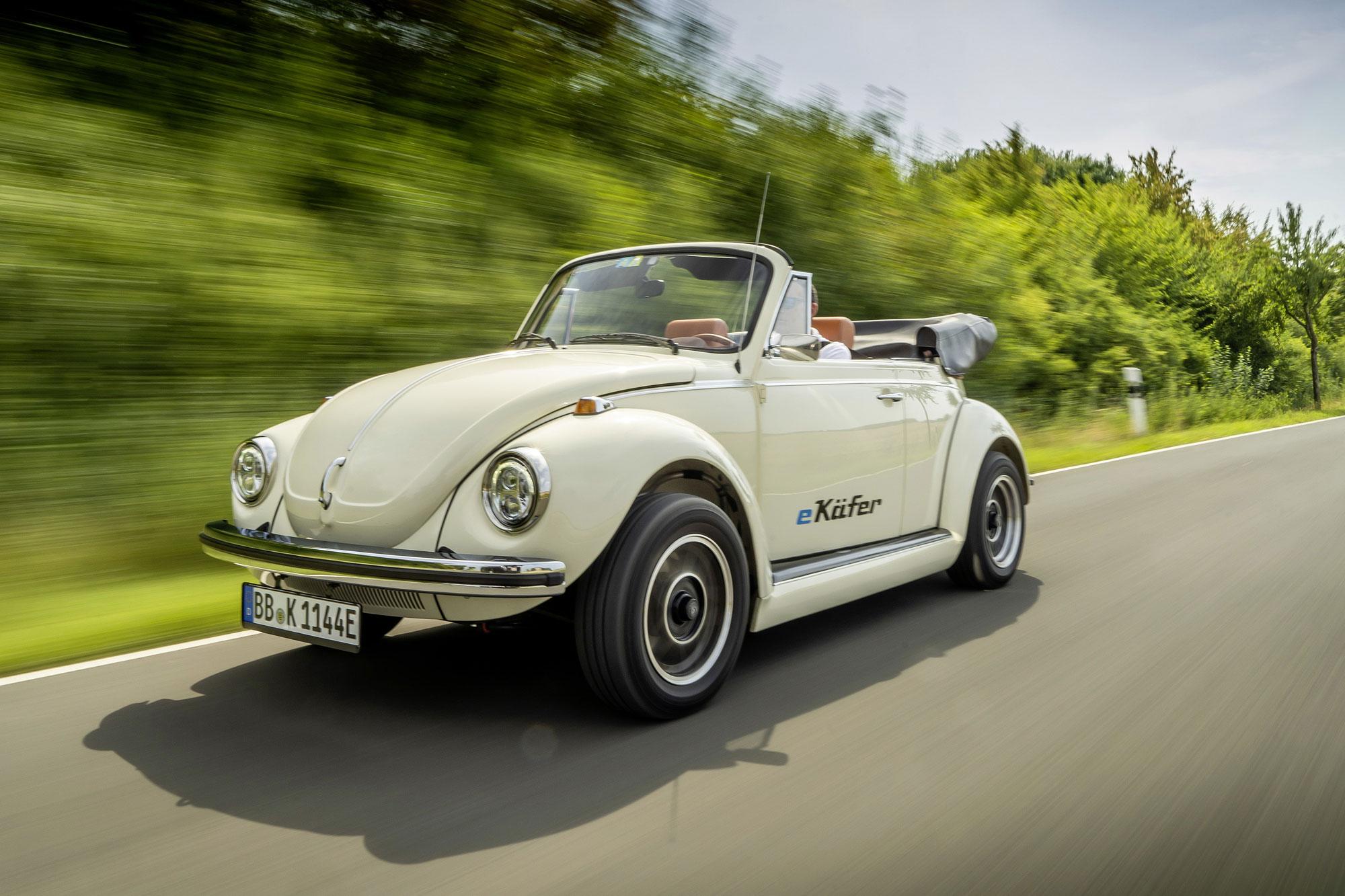 e-Beetle 屬於 eClassic 電動經典再生的首發作品。