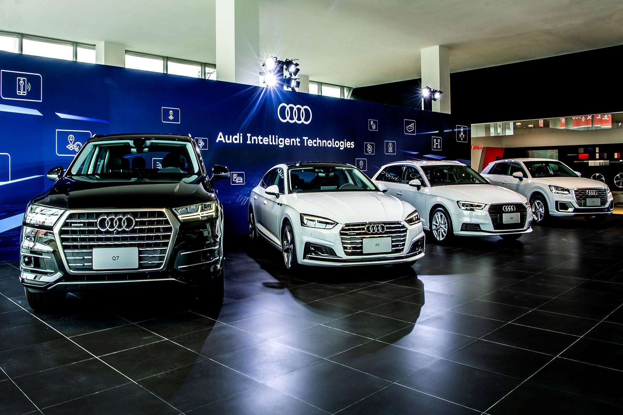 Audi Taiwan 曾藉由 2019 年式車型導入的機會,大幅度為旗下車款提升 ADAS 先進駕駛輔助系統的配備水準。