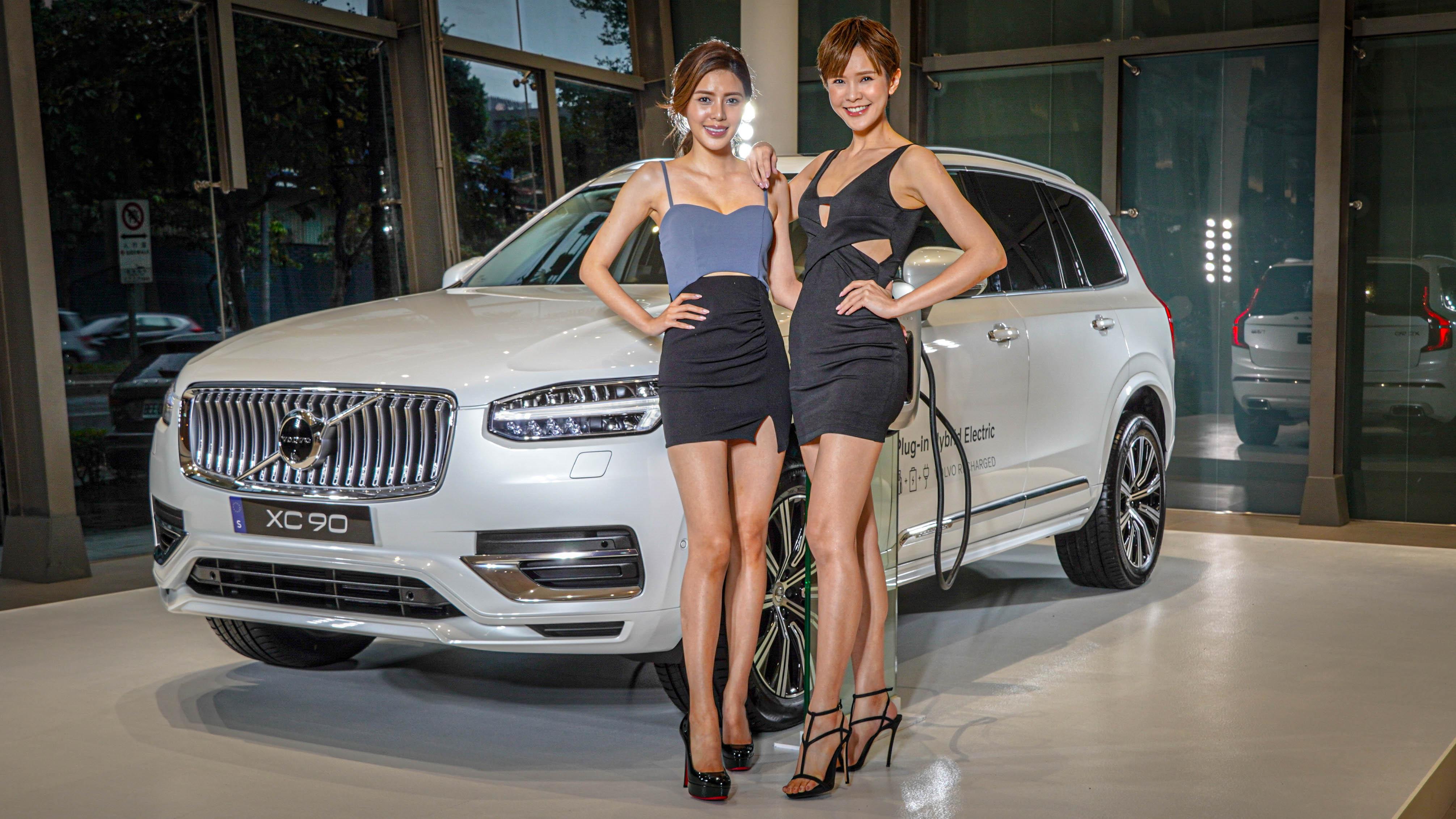 【2020 台北車展】XC90 小改款登場!Volvo 車展陣容曝光