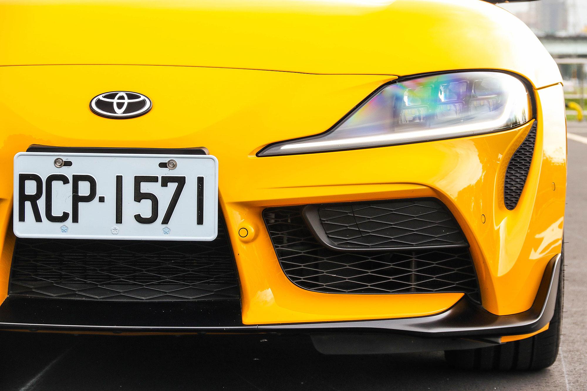 高車鼻設計讓人聯想到方程式與利曼原型賽車。