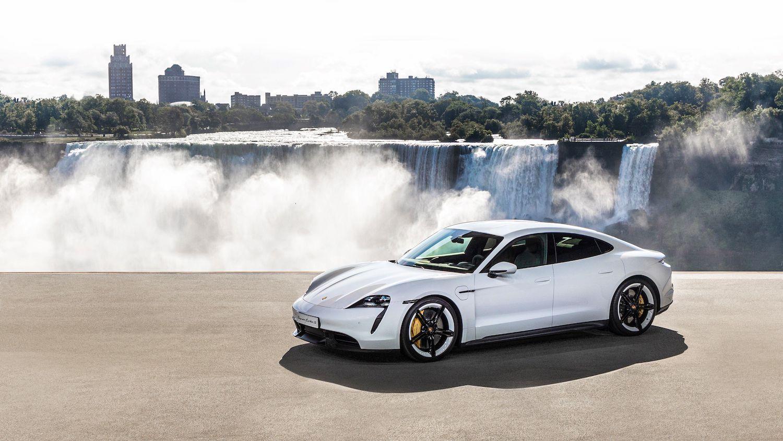 Porsche Taycan 正式登場,台灣將引進 800 伏電力技術