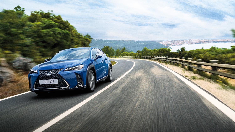 10 月後 Lexus ES、NX、UX,加價標配全速域跟車系統