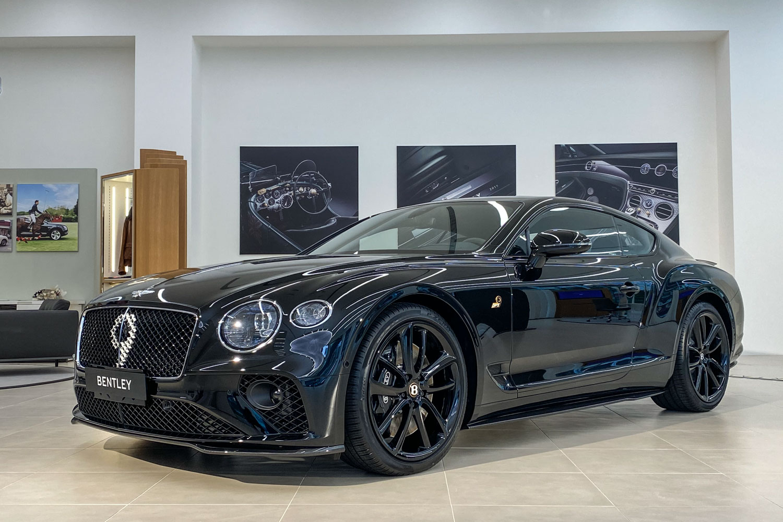 Bentley Continental GT Number 9 在台正式發表,售價新台幣 1,900 萬元起,配額 5 輛已銷售一空。