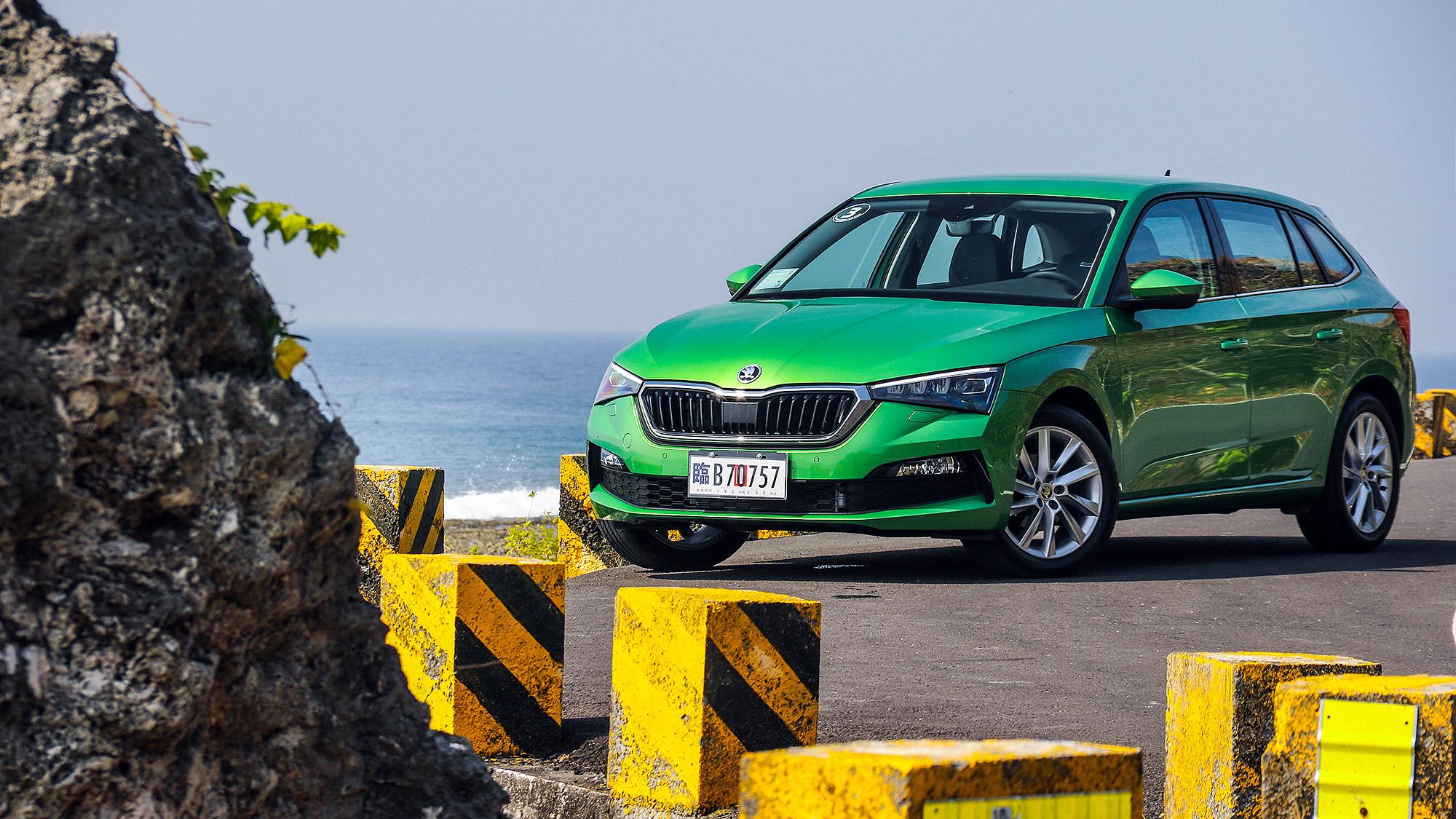 休旅風潮下不同思考,Škoda Scala 為掀背帶來更多可能