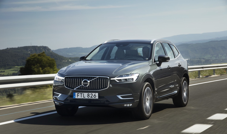 全景天窗、H/K 音響入標配!新年式 Volvo XC60 230 萬起開賣