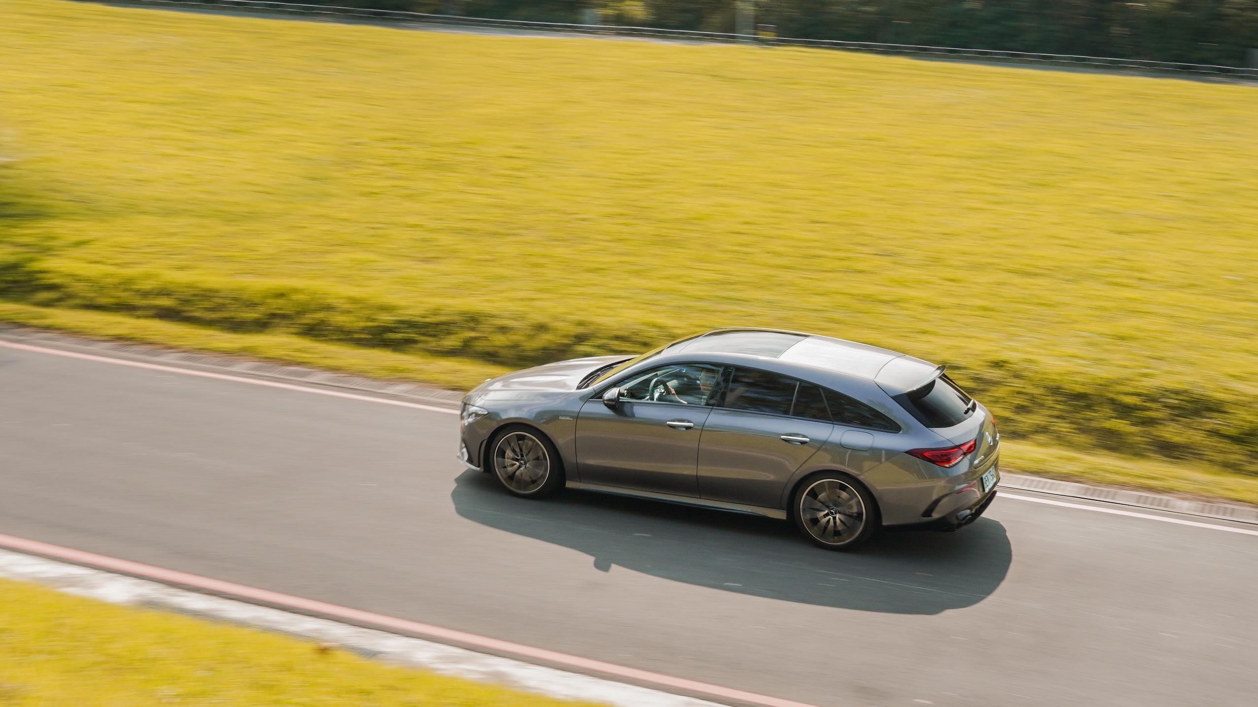 入門 Mercedes-AMG,還有比 CLA 35 Shooting Brake 更面面俱到的選擇?