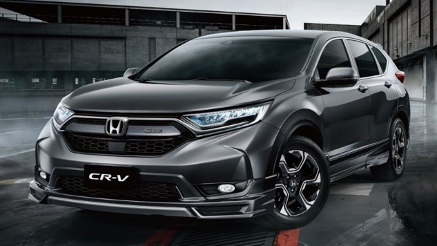 Honda 引進 CR-V Mugen 套件,年底前入主免費抽!