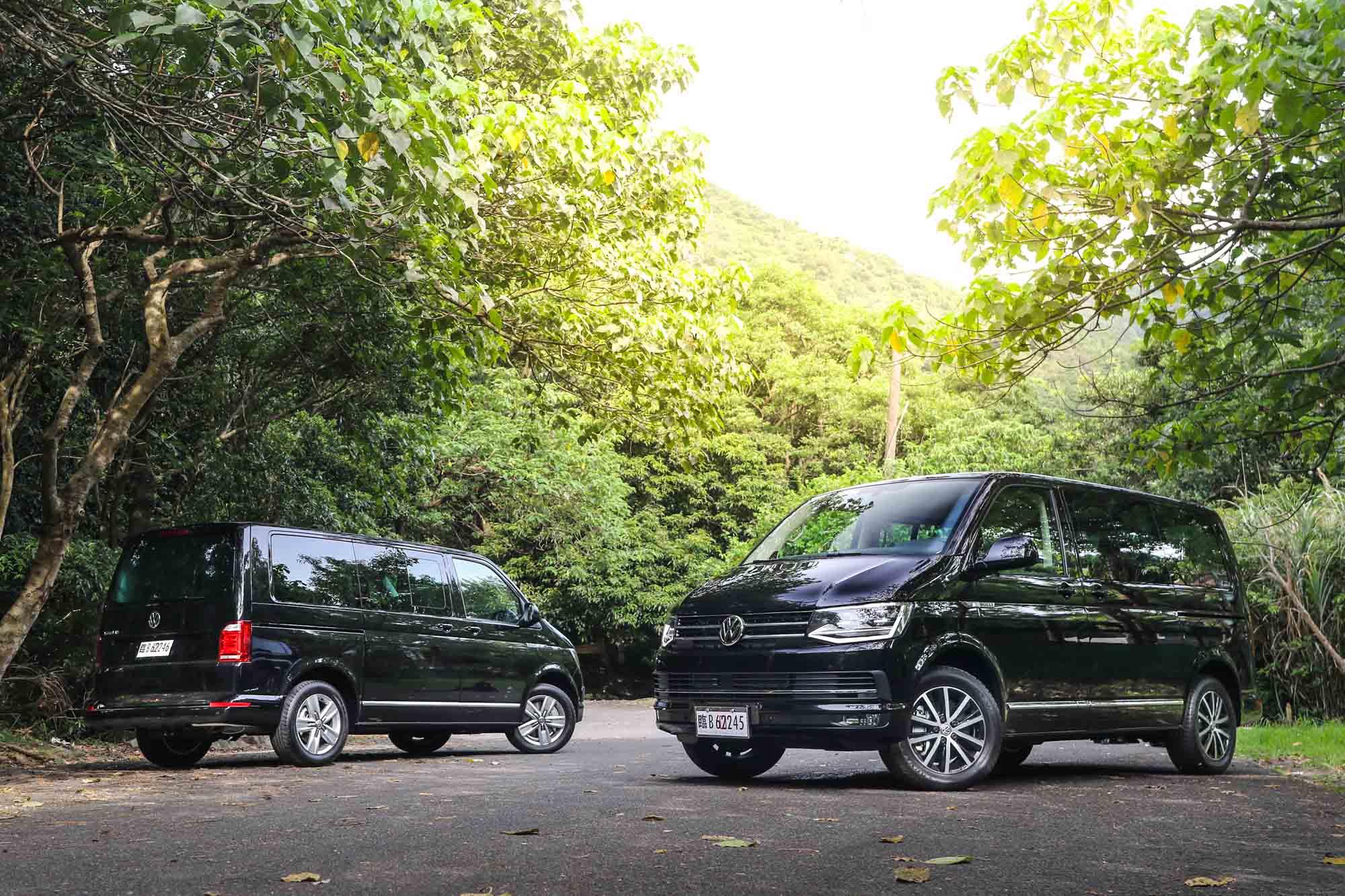2019年式Multivan提供三種等級車型,售價分別為Multivan Comfortline:225.8萬、Multivan Highline:269.8萬、Multivan Highline 4WD:289.8萬。
