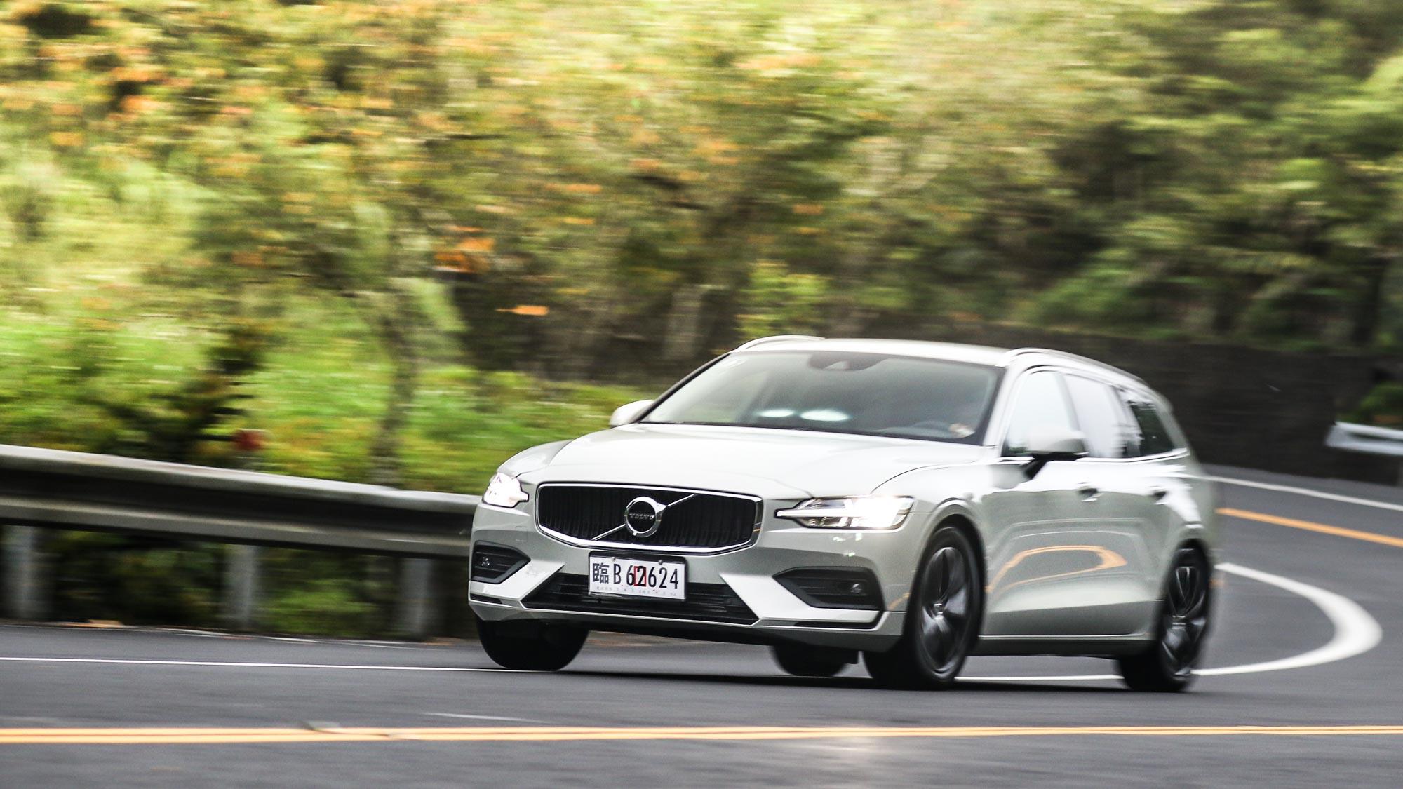 有一種旅行的心情,叫做 Volvo V60 T4 的開心