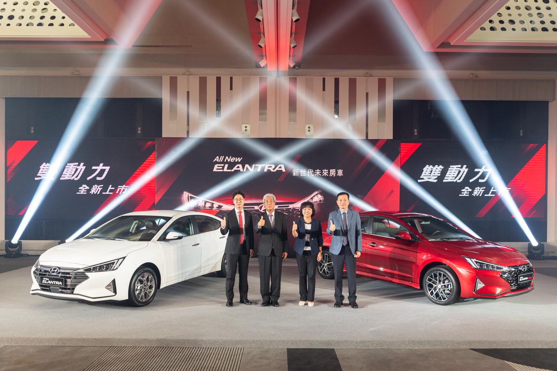 搶佔 75 萬內超值王!全新 Hyundai Elantra 雙動力正式發表