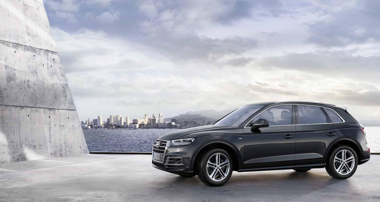 Audi Q5、Q2、A3 Sportback S line 限量版 149.9 萬起登場