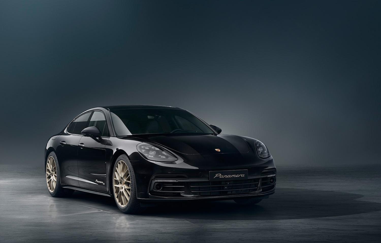 Panamera 十週年,Porsche 推限定紀念特仕車型