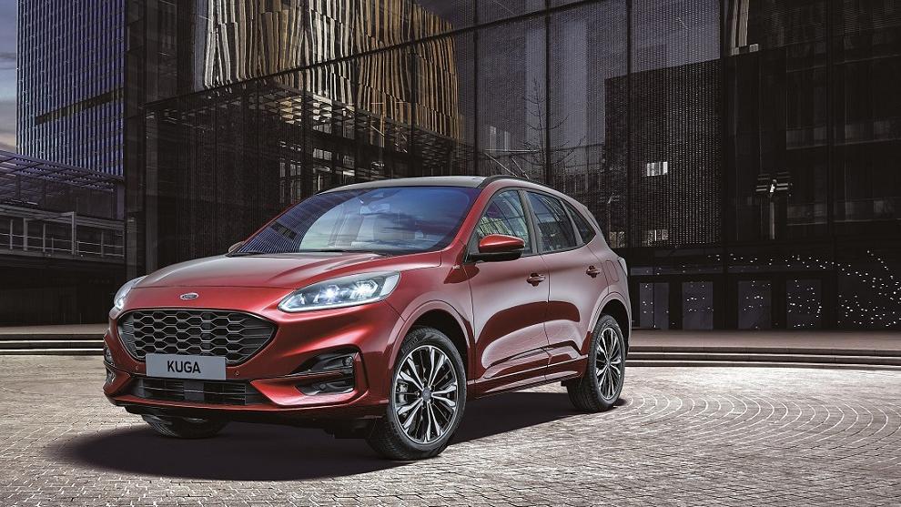 Ford 喜迎全新 Kuga,入主全車系即抽頂級車型