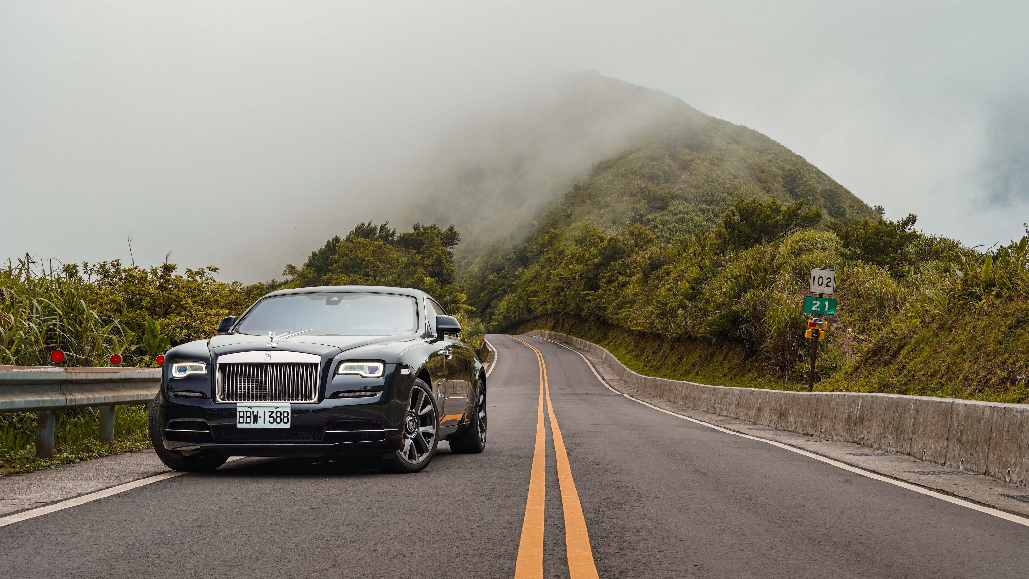 Rolls-Royce Wraith 起跳價 2,208 萬元。