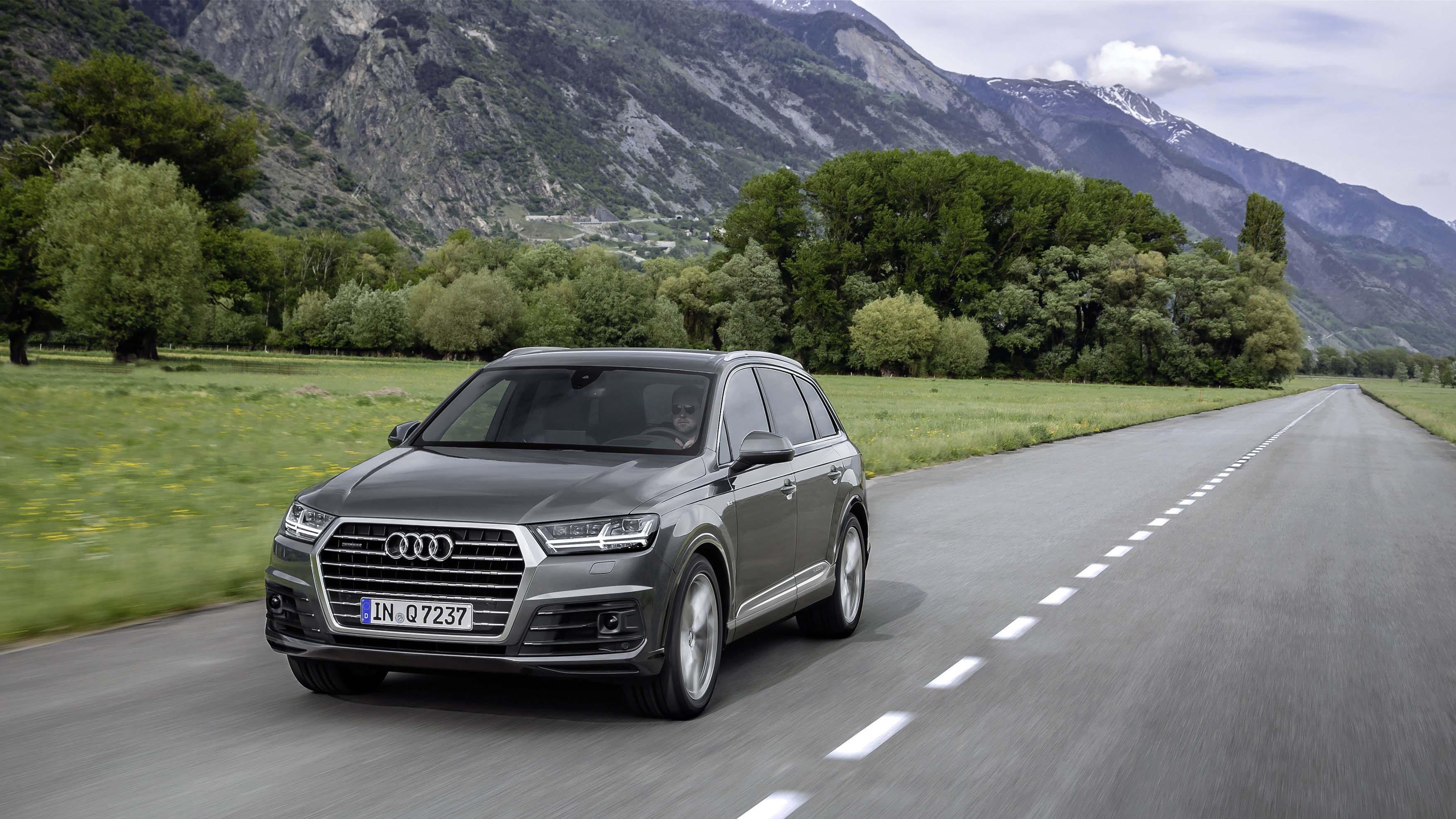 Audi Q7 S line 進化版搭載全輪轉向系統,324 萬限量發售