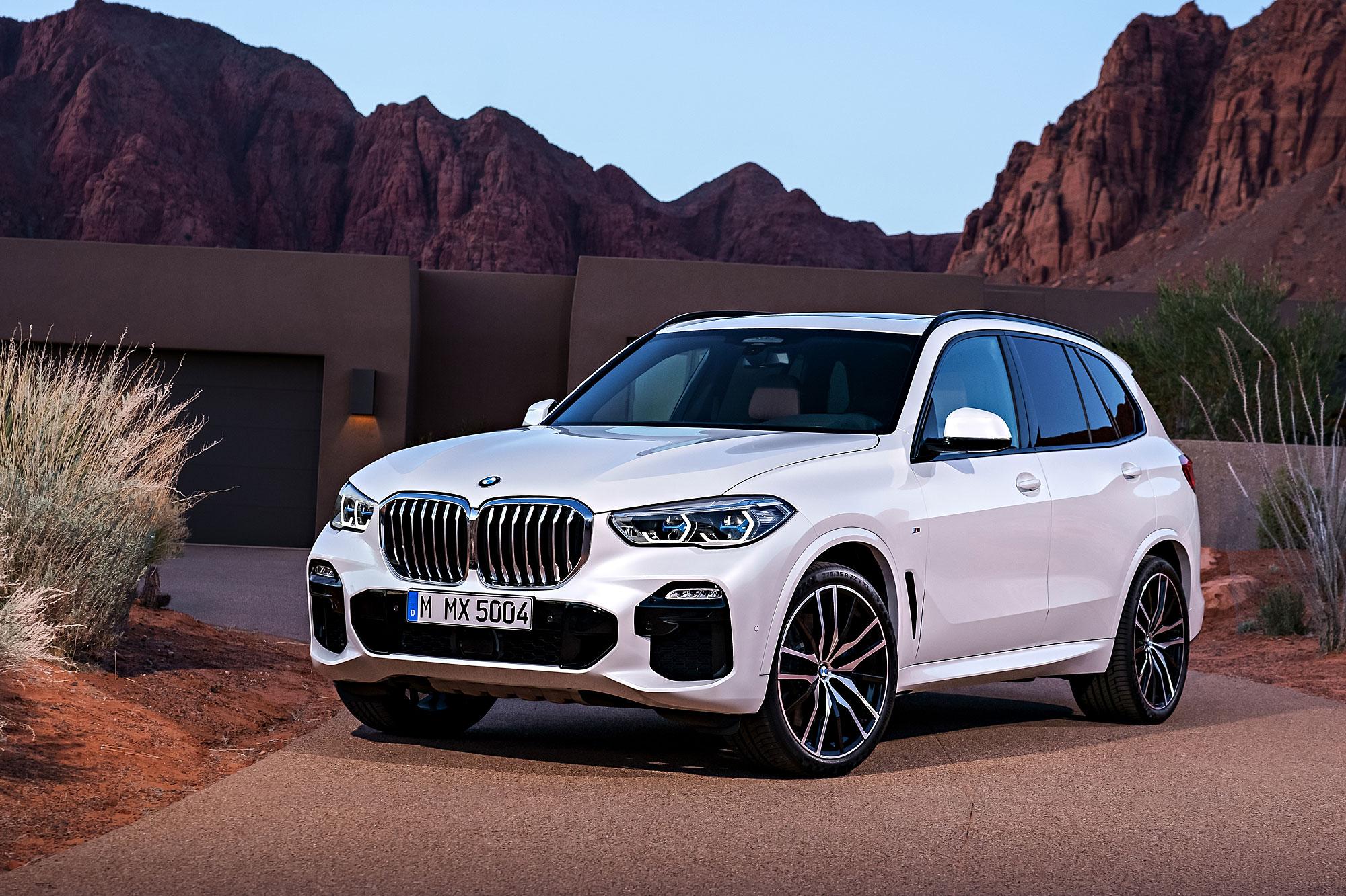 BMW 針對 X5 與 X6 推出整合 48V MHEV 系統的 xDrive40d 柴油動力。