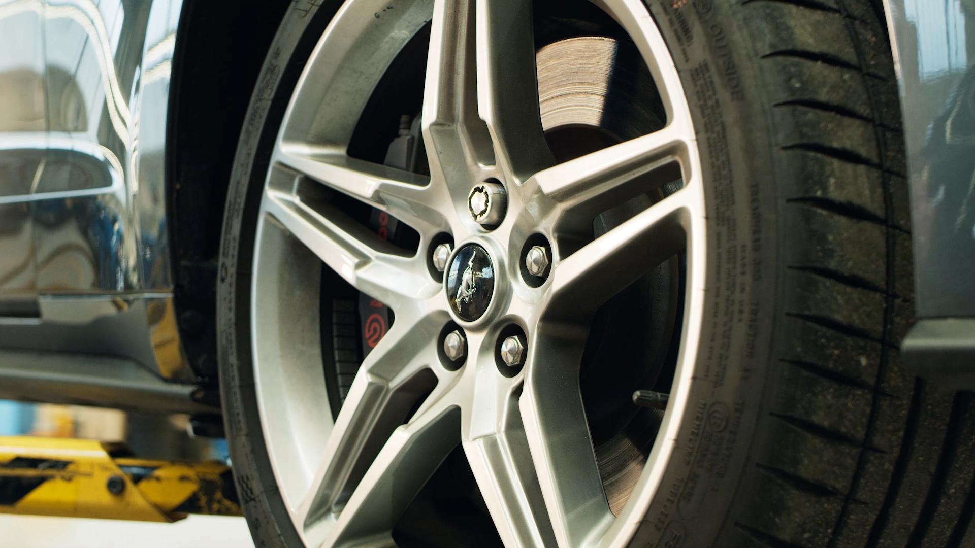 除了能夠使用車主人聲作為創建螺帽的輪廓外,亦可採用其他與車款有特殊關聯的標誌作為識別。