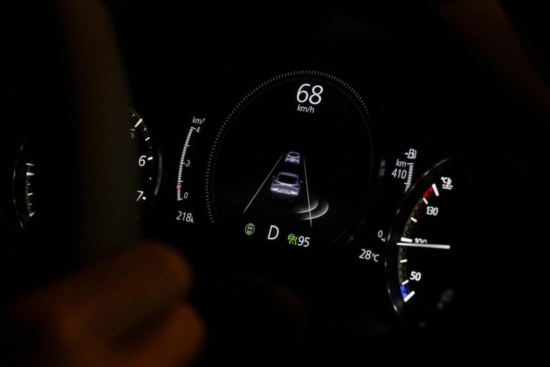 全車系標配 MRCC 全速域主動車距控制巡航系統, CTS 巡航模式車道維持輔助系統則是旗艦、旗艦進化型才有。