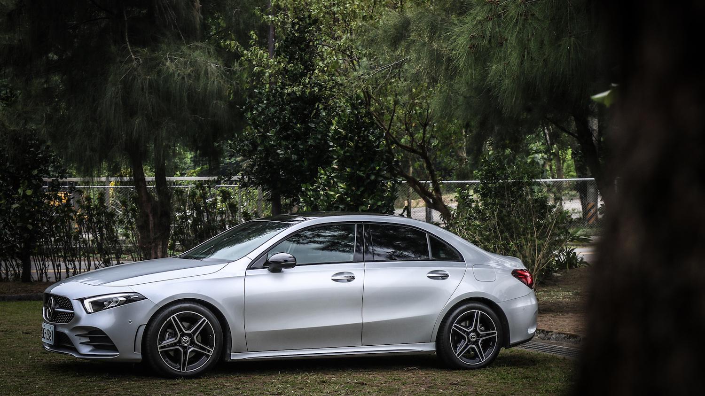 入不入門,由你決定的 Mercedes-Benz A-Class Sedan