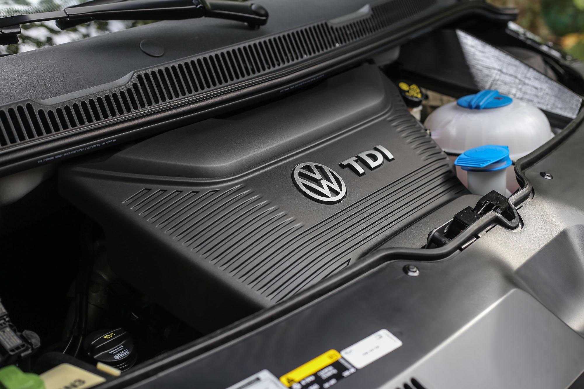 Multivan 車系皆搭載 2.0TDI 柴油引擎,具備 199ps/3800~4000rpm 最大馬力與 45.9khm/1400~2400rpm 峰值扭力輸出。
