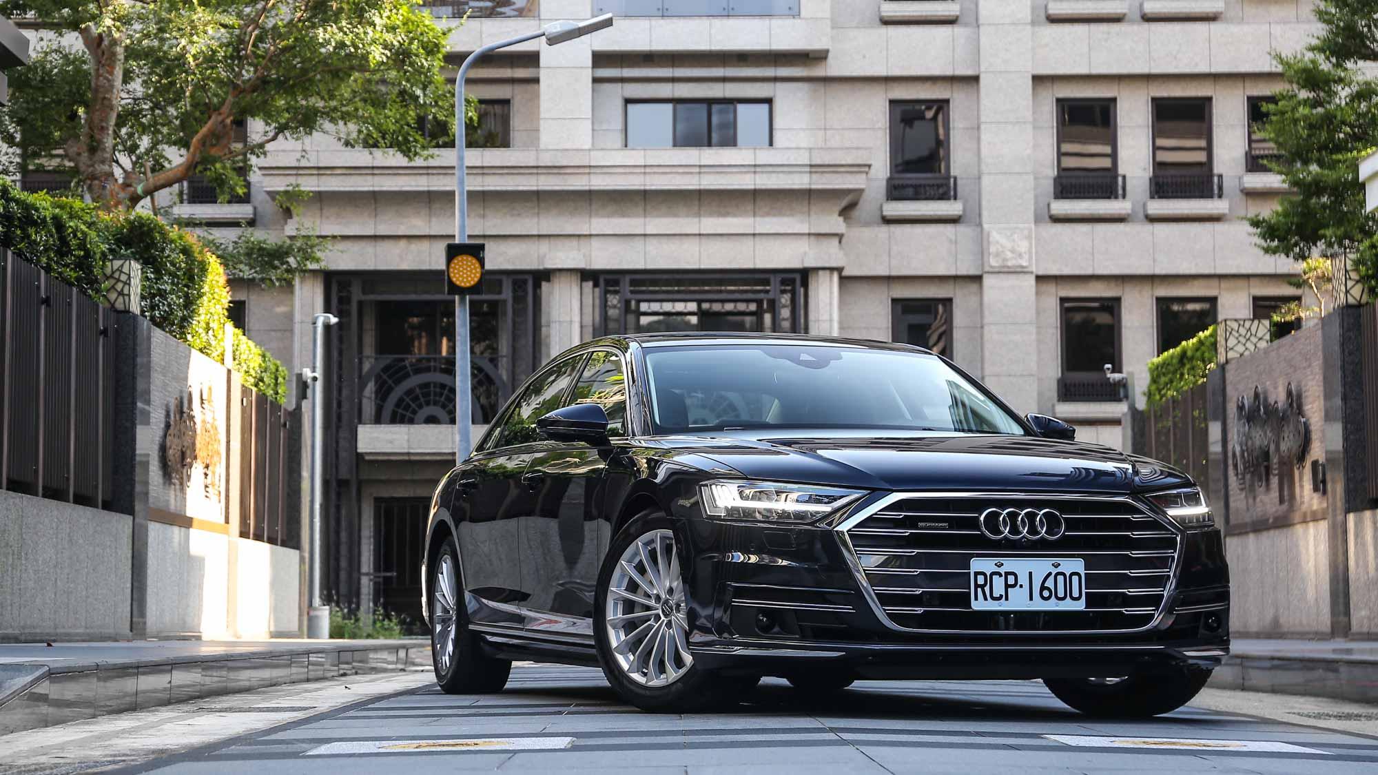 科技與豪華的相輔相成,Audi A8 L 55 TFSI quattro Premium
