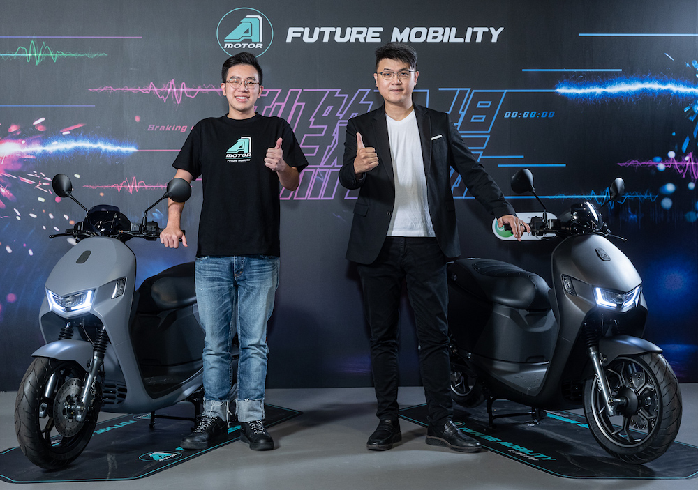 宏佳騰智慧電車推出全新 Ai-1 Sport ABS 車系。