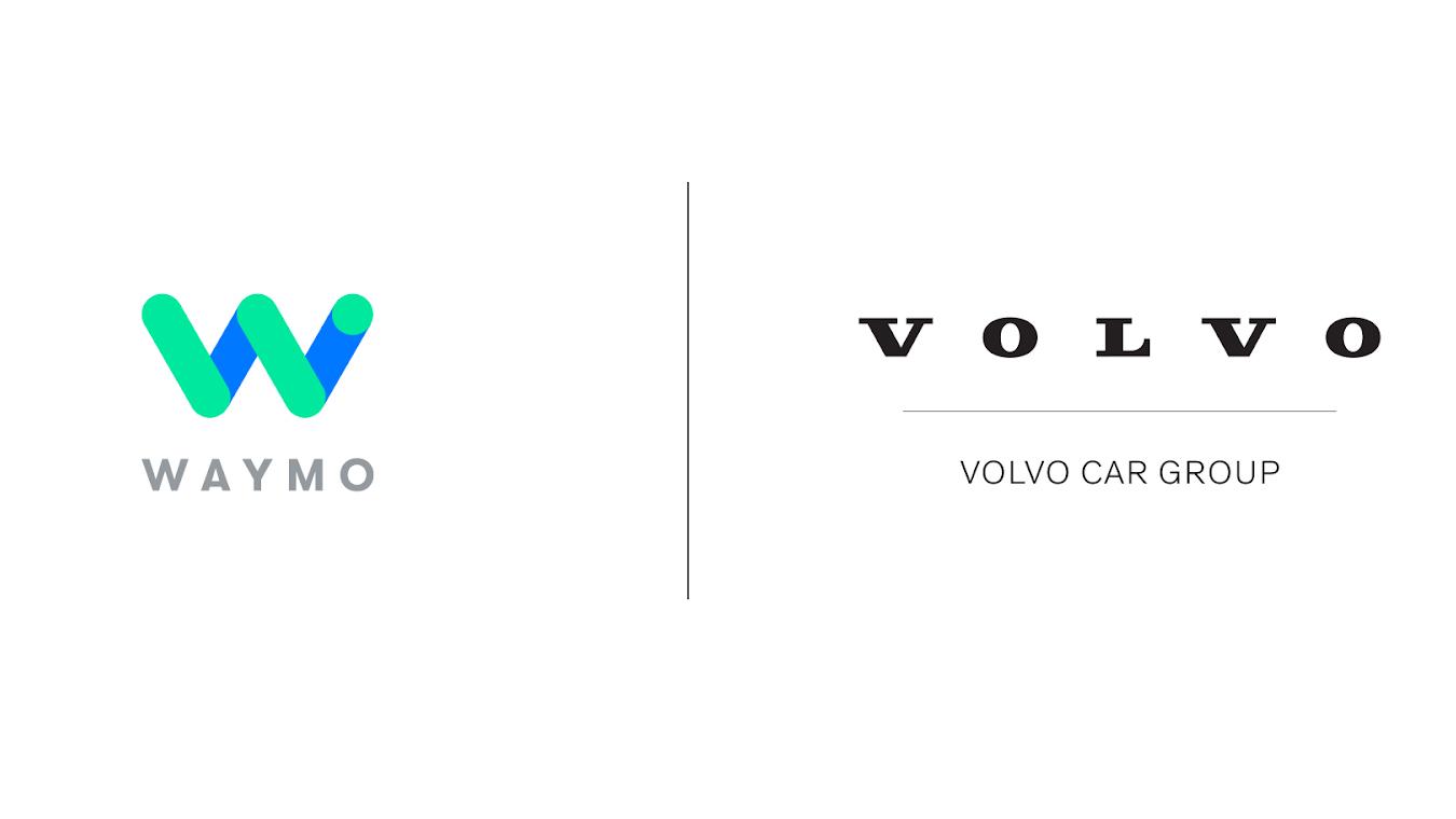 Volvo 與 Google 旗下 Waymo 打造全自動駕駛技術