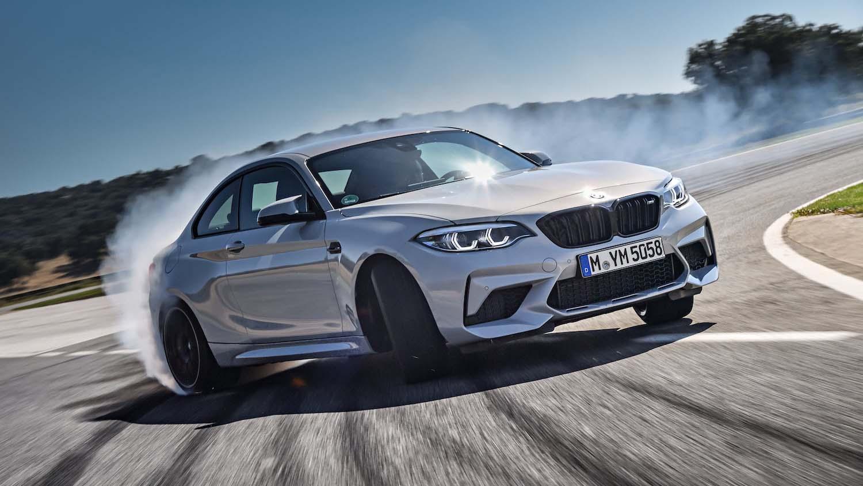 暴力操於右手與左腳!BMW M2 Competition 手排版登場
