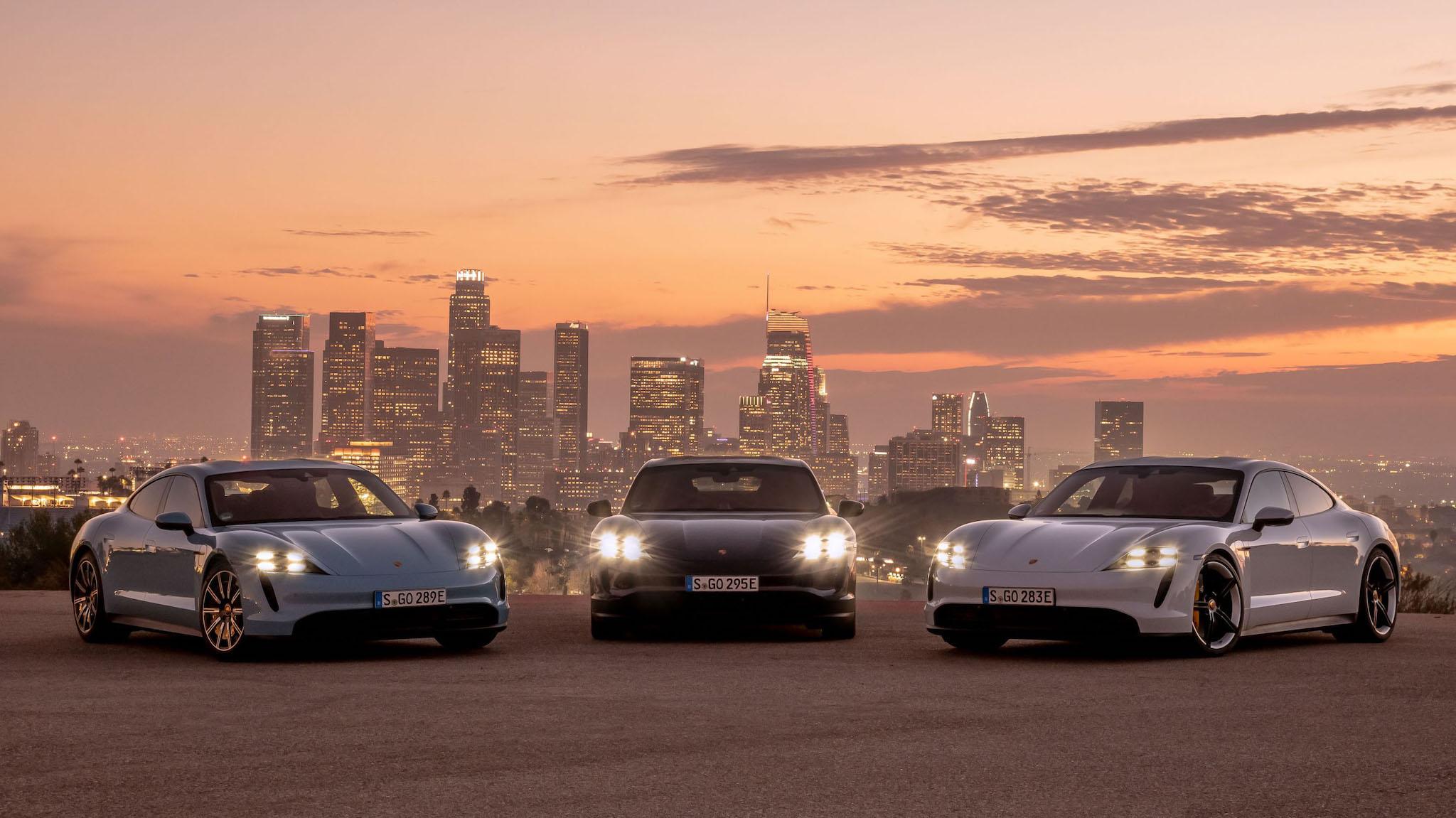 Porsche Taycan 三車型預售 473 萬起,完整充電服務看這裡!