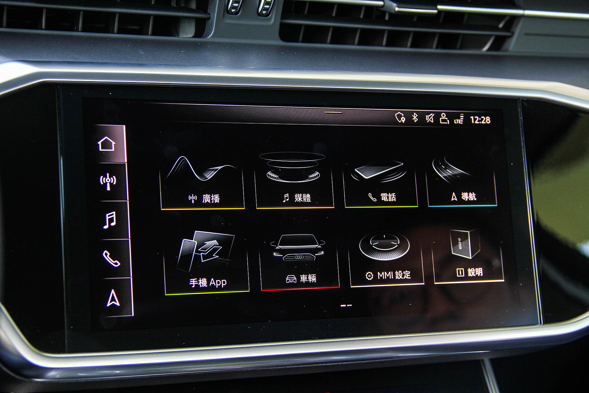 圖像式的操作介面,使用邏輯與智慧型手機相仿。