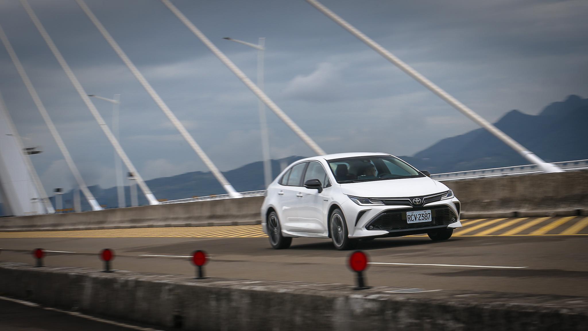 開始熱血了,但 Toyota Corolla Altis GR Sport 夠認真嗎?
