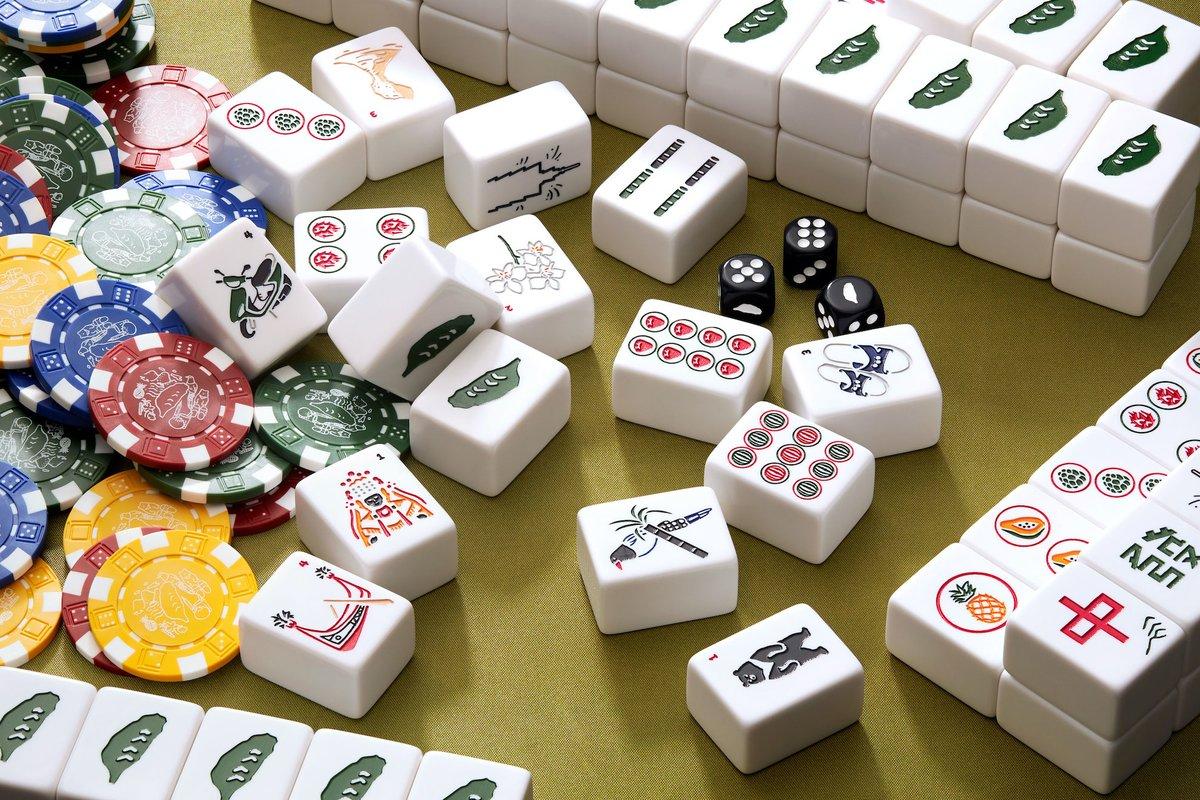 珍奶機車芒果躍上麻將桌!「最台麻將」紅到國外