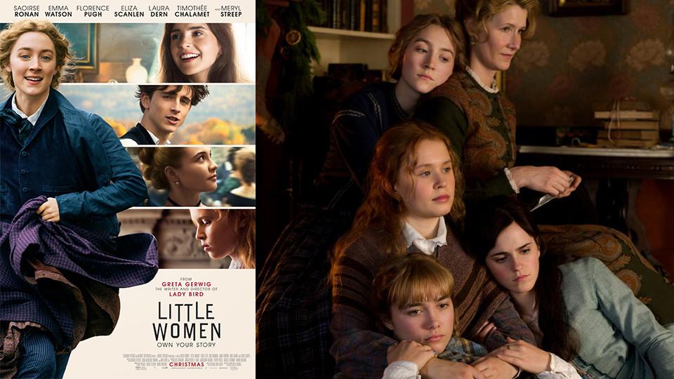 <p>▲電影《她們》不只聚焦馬區四姐妹的生活,也綜觀了南北戰爭大時代。(圖/索尼影業提供)</p>