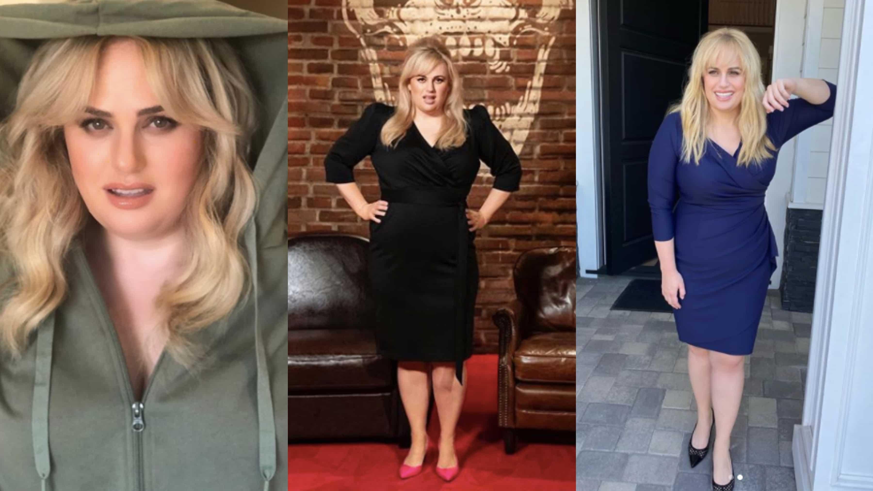 「胖艾美」瑞貝爾威爾森暴風式瘦身 公開體重狂瘦的健身飲食菜單 - Yah