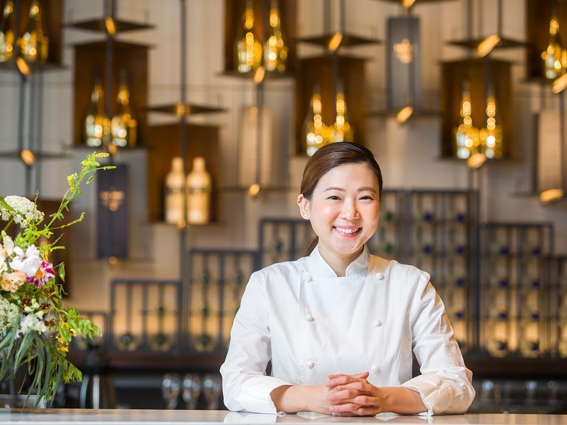 新加坡女孩來台灣找到自己 5年後拿下亞洲50大甜點主廚:挑最嚴的老師,是