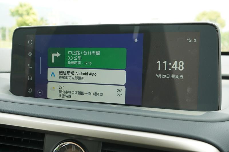 Android Auto與Apple Carplay這次也變為全車系標配