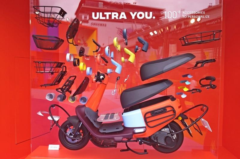 Viva就像給車主一個車架,透過配件自行打造設計心中最美的樣貌。