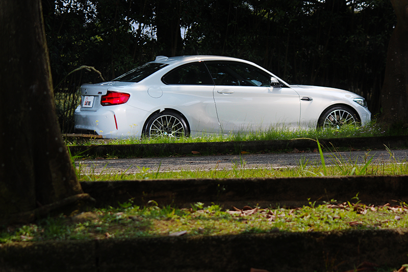 M2 Competition終於成為M Car一員。