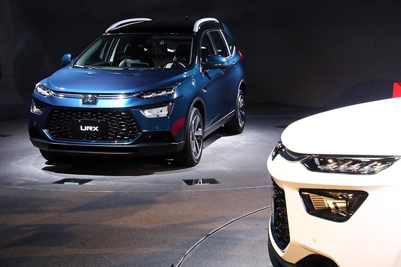 即將上市的URX,將事攸關Luxgen未來發展的關鍵車款。