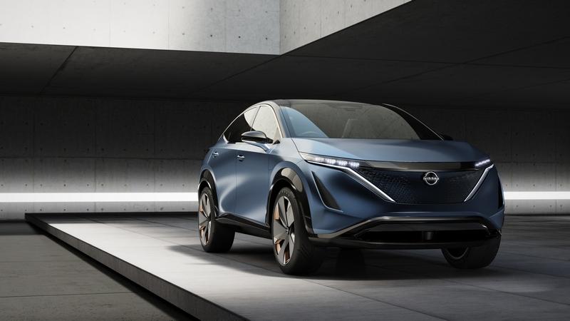 從Aria Concept不僅預見未來車型設計,也看見Nissan的策略走向。