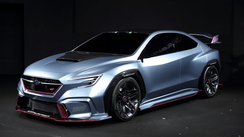 WRX STI與Levorg計劃於明年推出搭載SGP平台新世代車型。