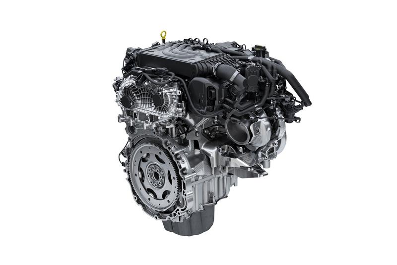 依車型等級提供360hp/50.5kgm與400hp/56kgm兩種規格。
