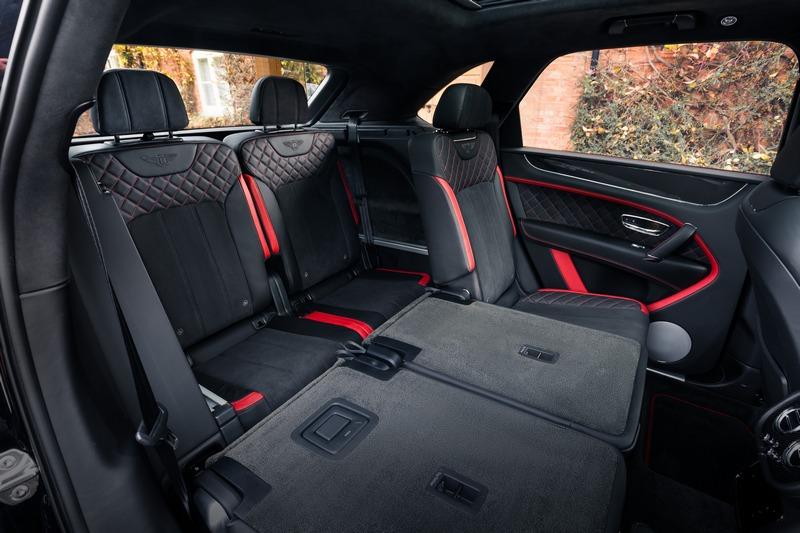 Bentley替Bentayga V8與Speed車型推出七人座選項。