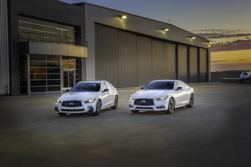 Edition 30特仕系列涵蓋旗下Q50、Q60、QX50、QX60與QX80等車型。