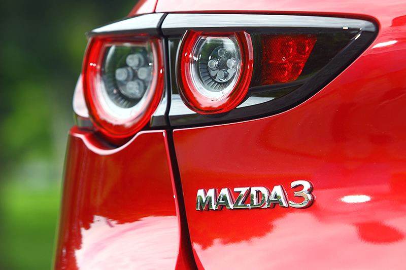 想將感性與理性一次滿足?MAZDA3將是你唯一解套。