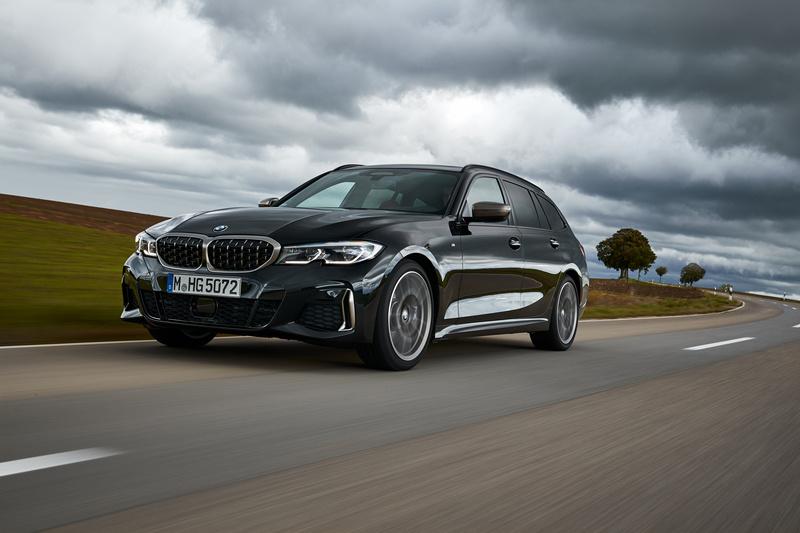 想要高性能3 Touring目前只有M340i可選。